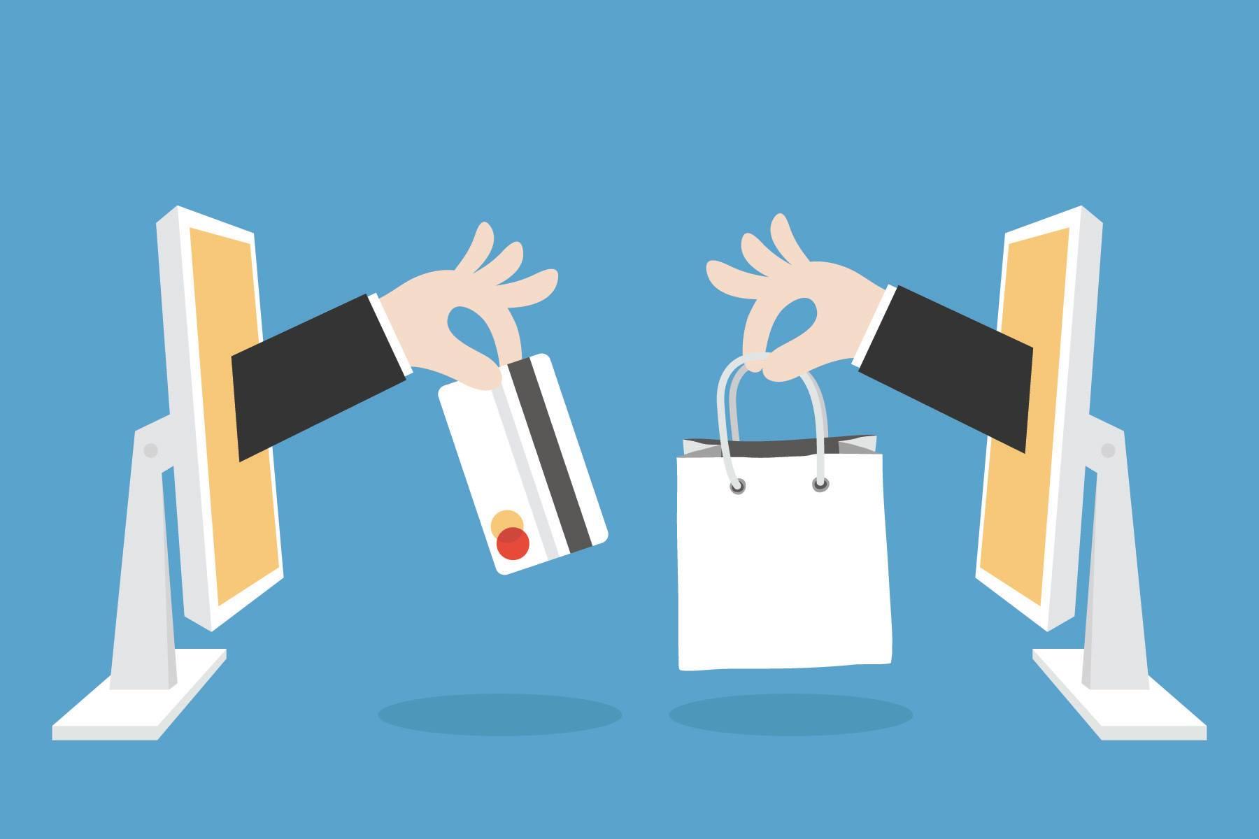e-commerce ဆုိတာဘာလဲ?(what is e commerce)